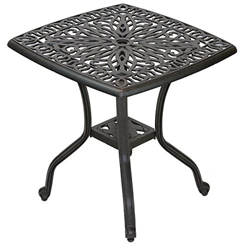 Elizabeth Seating Group 44 In Square Coffee Table With
