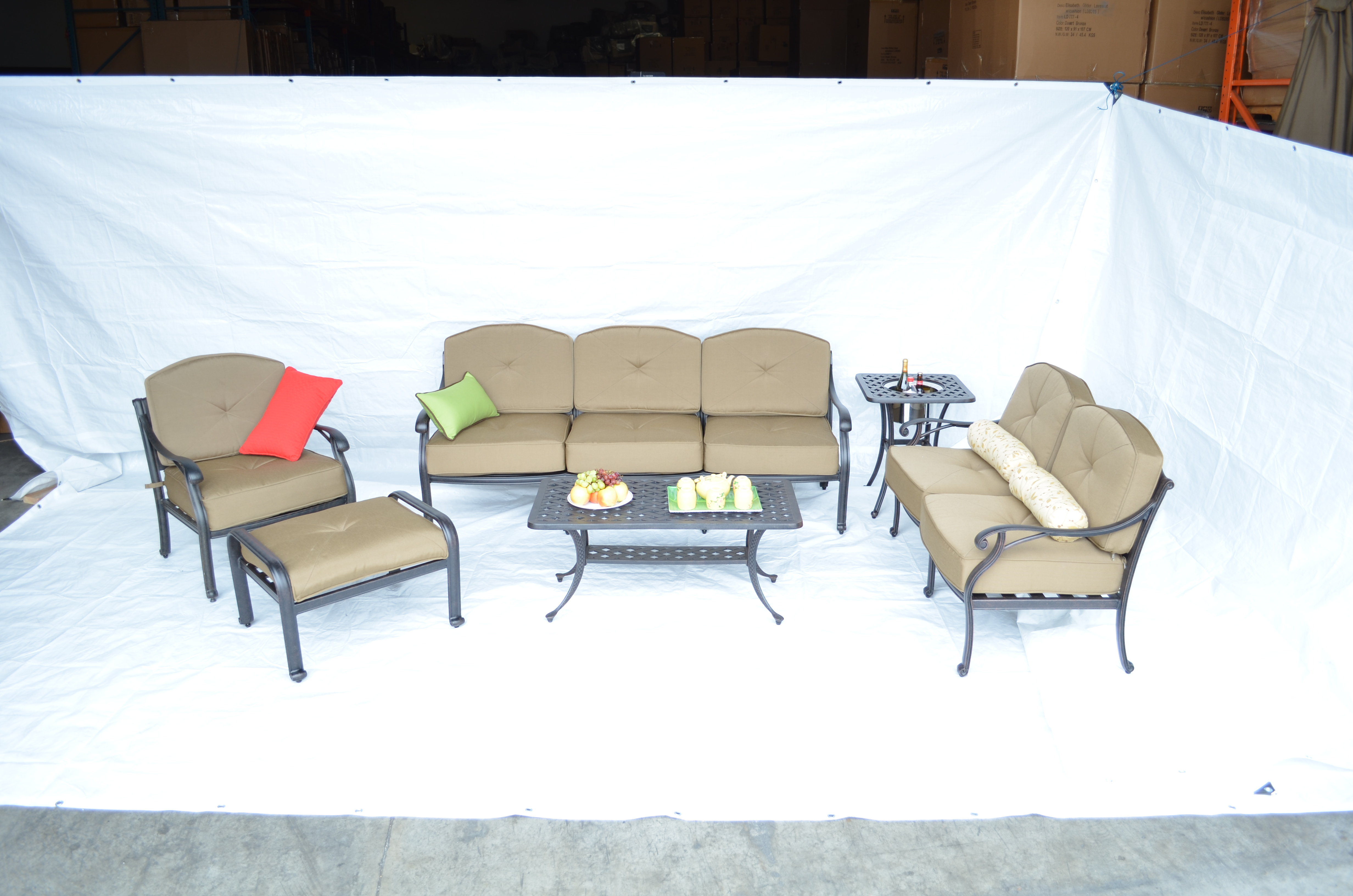 Nau 6 Pcs Seating Group
