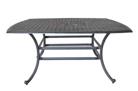 Ld1031a 64 nassau 64 in square dining table w64xd64xh29 for Dining table weight
